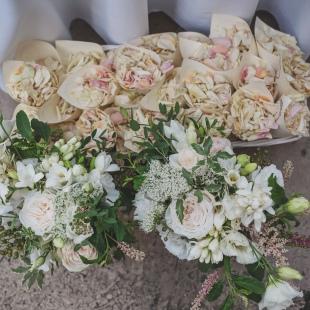 Rita&Sébastien esküvője a Hilton hotelben