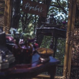 Szürrealista styled shoot