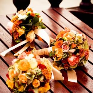 Őszi esküvő a Columbus hajón