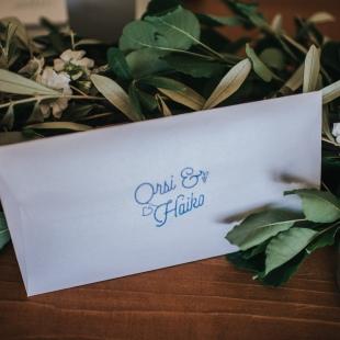 Orsi és Haiko esküvője a Babérliget kúriában