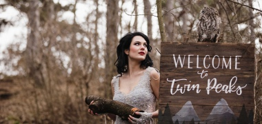 Öröm-munka: a Twin Peaks Styled Shoot
