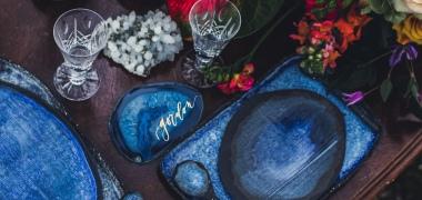 Szürrealista styled shoot a tematikus esküvők népszerűsítésére