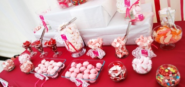 Candy bár, avagy a cukorkás sarok