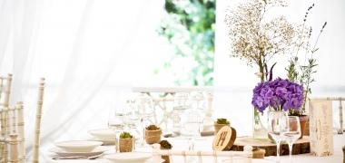 Bohém-rusztikus esküvő Kisorosziban
